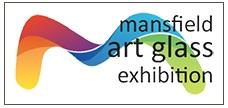 Mansfield Art Glass Exhibition Logo