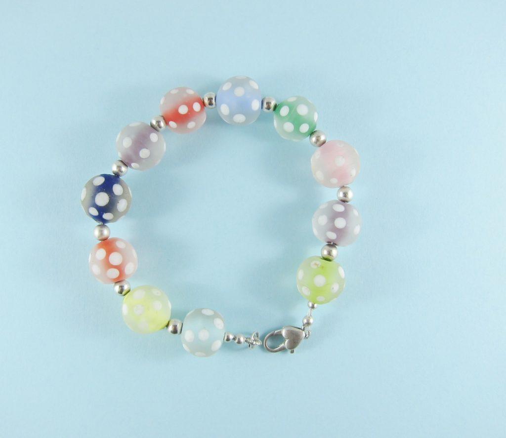 JBR4234 Bracelet Etched Summery