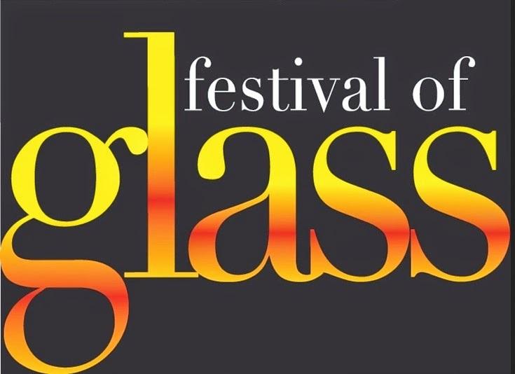 Festival of Glass Logo Large