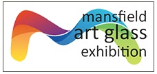 Mansfield Art Glass Exhibition Logo