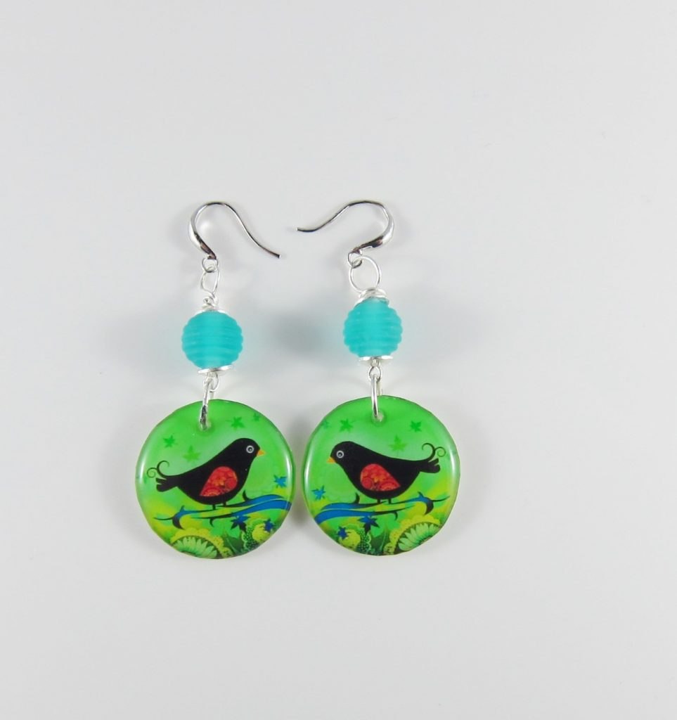 JER4662 Pretty Bright Summer Earrings