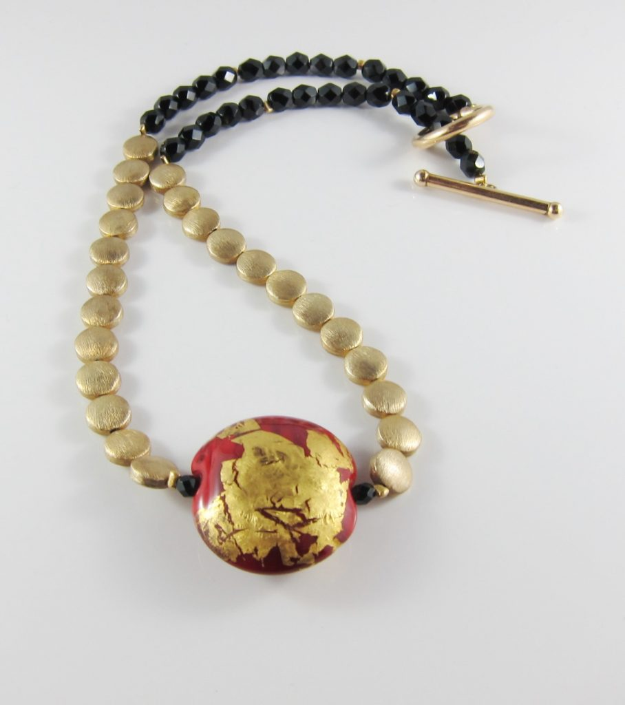 JPE4260 Gold Dust Necklace