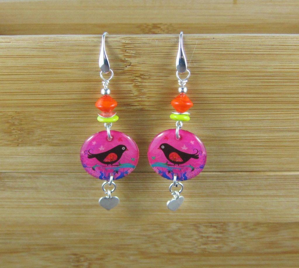 JER4660 Pretty Bright Summer Earrings